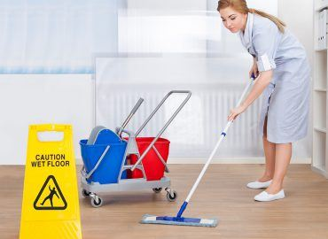Office cleaning secrets: #25